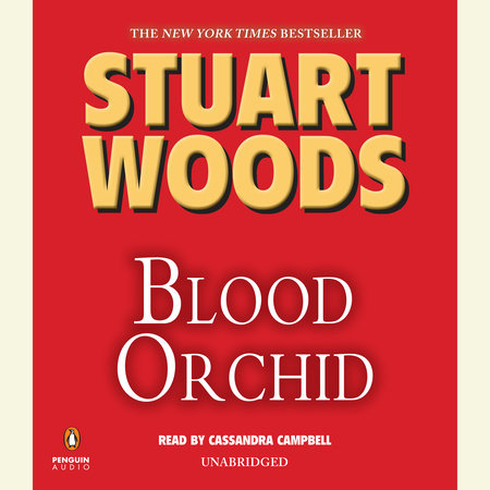 Blood Orchid by Stuart Woods