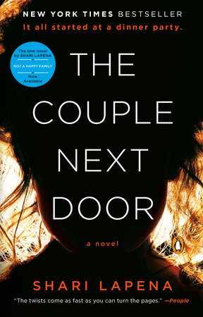 The Couple Next Door Book Cover Picture