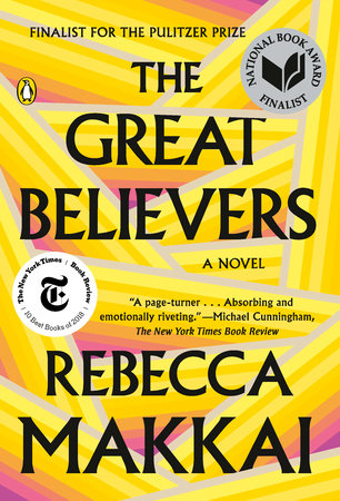 The Great Believers Book Cover Picture