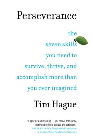 Perseverance by Tim Hague