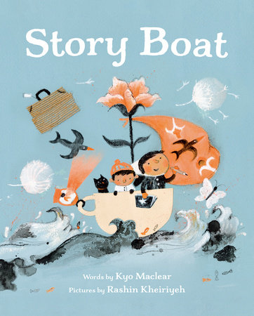 Story Boat by Kyo Maclear