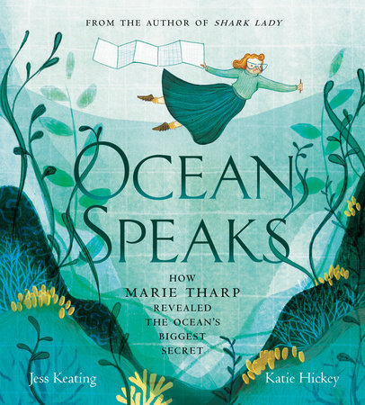 Ocean Speaks by Jess Keating