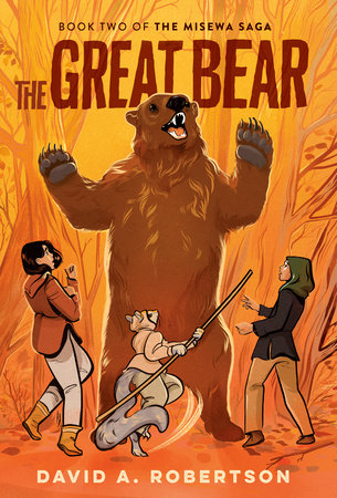 The Great Bear by David A. Robertson