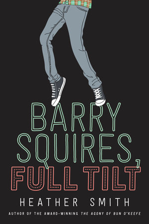 Barry Squires, Full Tilt by Heather T. Smith