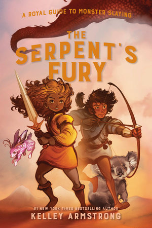 The Serpent's Fury by Kelley Armstrong
