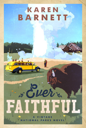 Ever Faithful by Karen Barnett