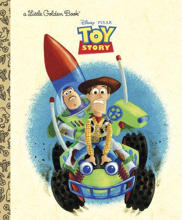 Toy Story (Disney/Pixar Toy Story) by RH Disney