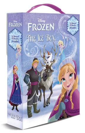 The Ice Box (Disney Frozen) by Courtney Carbone