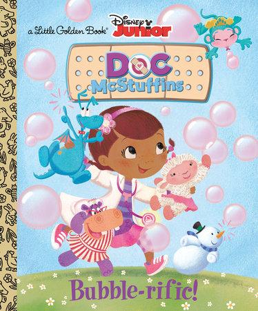 Bubble-rific! (Disney Junior: Doc McStuffins) by Andrea Posner-Sanchez