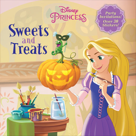 Sweets and Treats (Disney Princess) by Kristen L. Depken