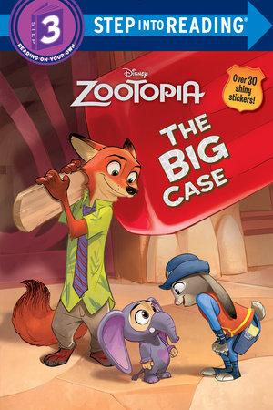 The Big Case (Disney Zootopia) by Bill Scollon