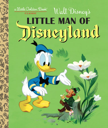 Little Man of Disneyland (Disney Classic) by RH Disney