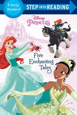 Five Enchanting Tales (Disney Princess) by Various