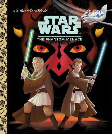 Star Wars: The Phantom Menace (Star Wars) by Courtney Carbone