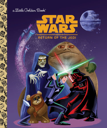 Star Wars: Return of the Jedi (Star Wars) by Geof Smith
