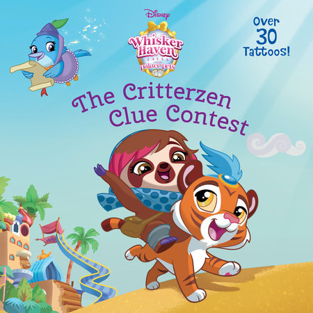 The Critterzen Clue Contest (Disney Palace Pets: Whisker Haven Tales) by RH Disney
