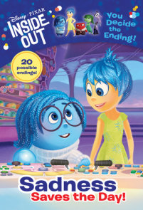 Sadness Saves the Day! (Disney/Pixar Inside Out)