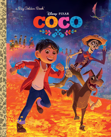 Coco Big Golden Book (Disney/Pixar Coco) by Malin Alegria