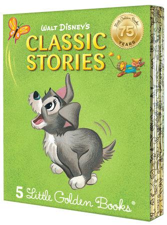 Walt Disney's Classic Stories (Disney Classics) by Jane Werner