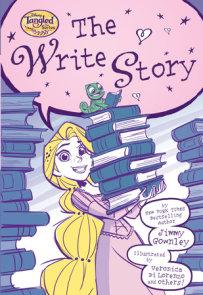 The Write Story (Disney Tangled the Series)