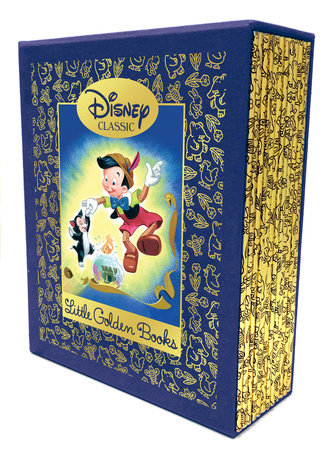 12 Beloved Disney Classic Little Golden Books (Disney Classic) by Various