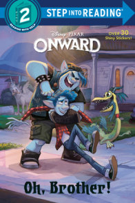 Oh, Brother! (Disney/Pixar Onward)