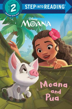 Moana and Pua (Disney Moana) by Melissa Lagonegro