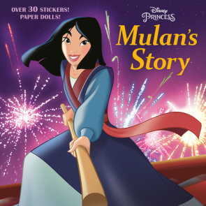 Mulan's Story (Disney Princess)