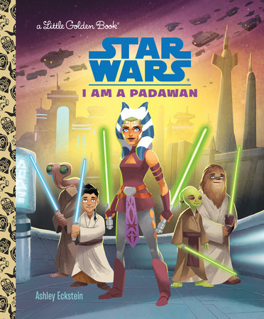I Am a Padawan (Star Wars) by Ashley Eckstein