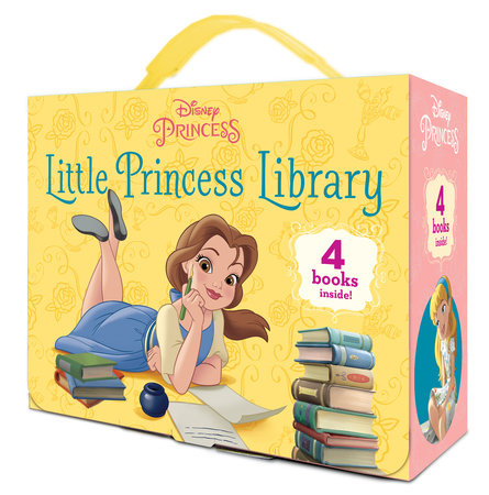 Little Princess Library (Disney Princess) by RH Disney