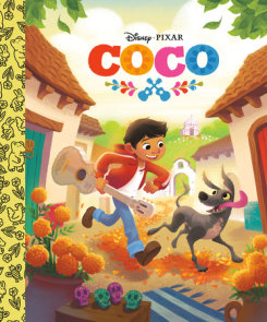 Coco Little Golden Board Book (Disney/Pixar Coco)