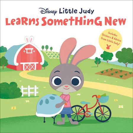 Little Judy Learns Something New (Disney Zootopia) by RH Disney