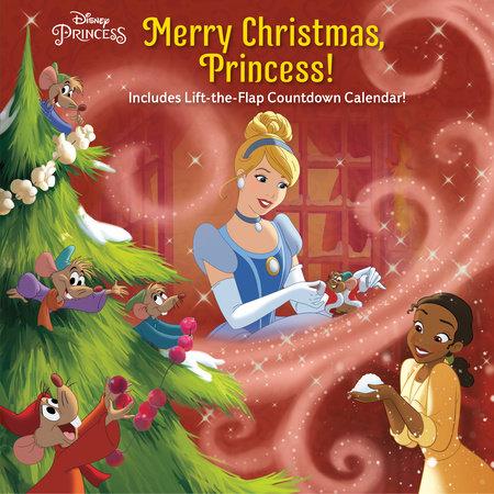Merry Christmas, Princess! (Disney Princess) by Nicole Johnson