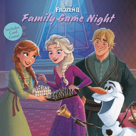 Family Game Night (Disney Frozen 2) by Suzanne Francis