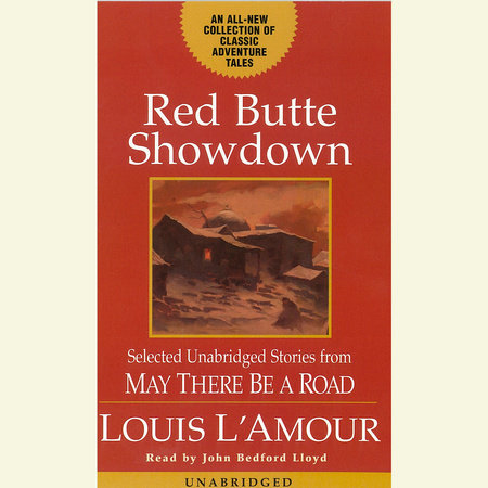 Red Butte Showdown by Louis L'Amour