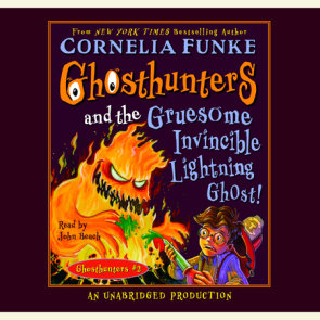 Ghosthunters and the Gruesome Invincible Lightning Ghost