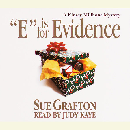 E Is for Evidence by Sue Grafton