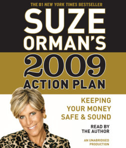 Suze Orman's 2009 Action Plan