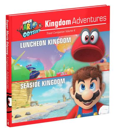 Super Mario Odyssey: Kingdom Adventures, Vol. 4 by Prima Games