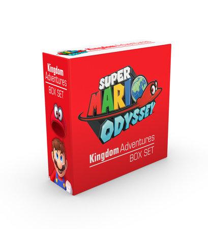 Super Mario Odyssey Kingdom Adventures Box Set by Prima Games