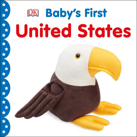 Baby's First United States by DK