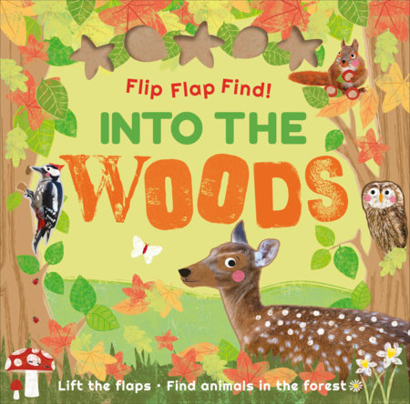 Flip Flap Find Into The Woods by DK