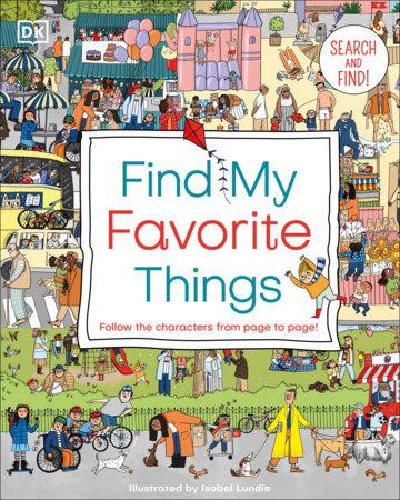 Find My Favorite Things by DK