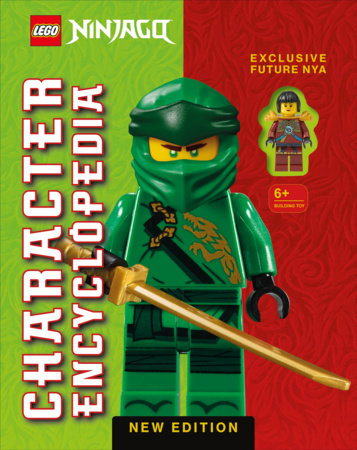 LEGO Ninjago Character Encyclopedia New Edition by Simon Hugo