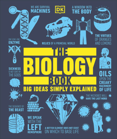 The Biology Book by DK