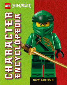 LEGO NINJAGO Character Encyclopedia, New Edition (Library Edition)