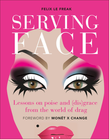 Serving Face by Felix Le Freak