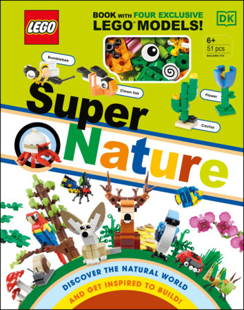 LEGO Super Nature by Rona Skene