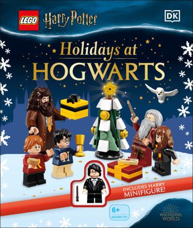 LEGO Harry Potter Holidays at Hogwarts by DK