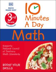 10 Minutes a Day Math, 3rd Grade